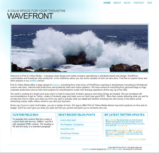 WaveFront